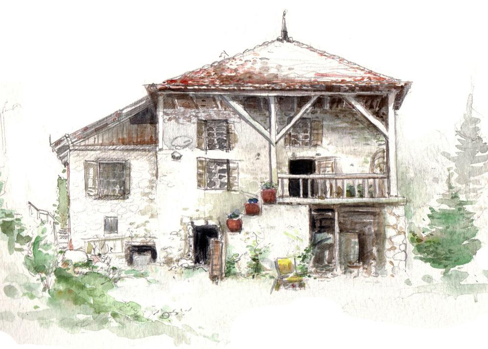 Maison dans les environs de grenoble - 2012
