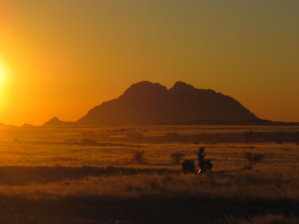 Paysage en Namibie - 2011
