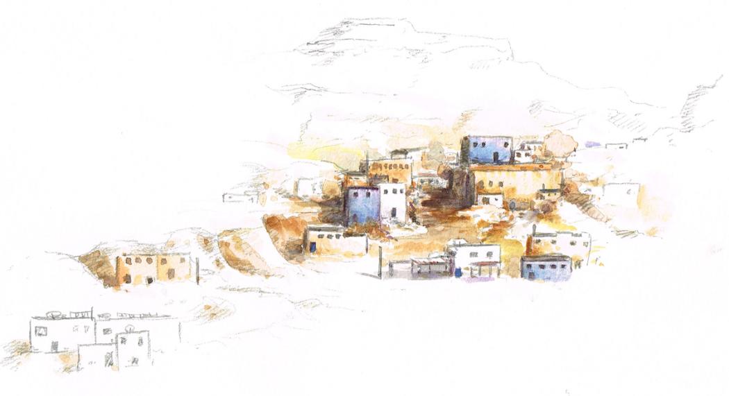 Village Egyptien - 2012