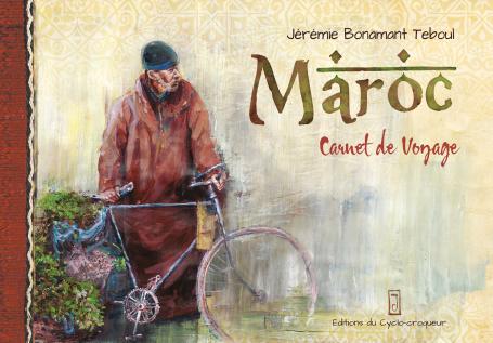 Morocco sketchbook