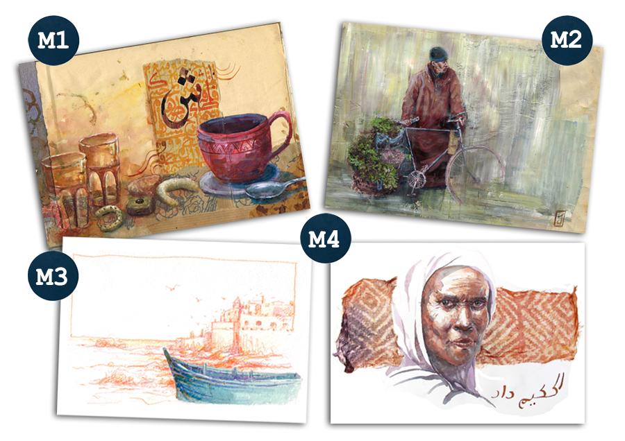 Carte Maroc Mauritanie V3