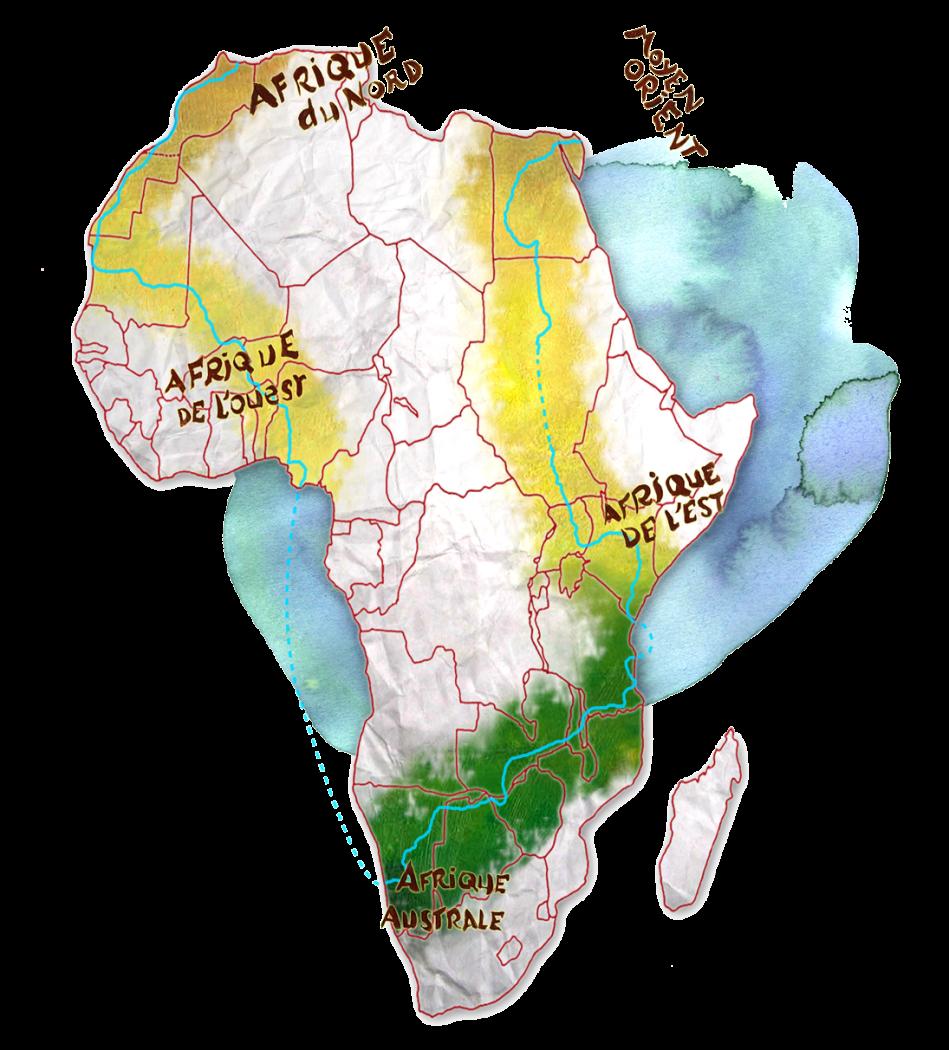 Traversée de l'Afrique à vélo